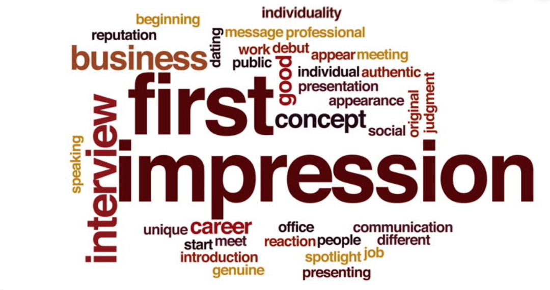 First Impressions – how do you fair?
