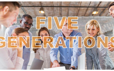 Five Generations in the Workplace